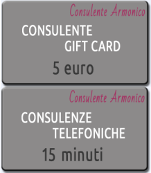 Consulente Armonico Card