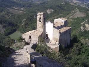 Abbazia, san pancrazio, leggende, tesoro, ombra del campanile