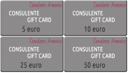 Gift card, consulenze, magia, riti, rituali, ebook, e-book