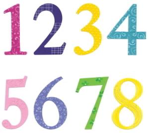 numeri carta personale benessere consulente armonico magie