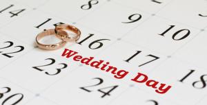 matrimonio fortunato, cosa fare, scelta della data